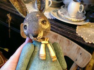 Кроличек | Ярмарка Мастеров - ручная работа, handmade
