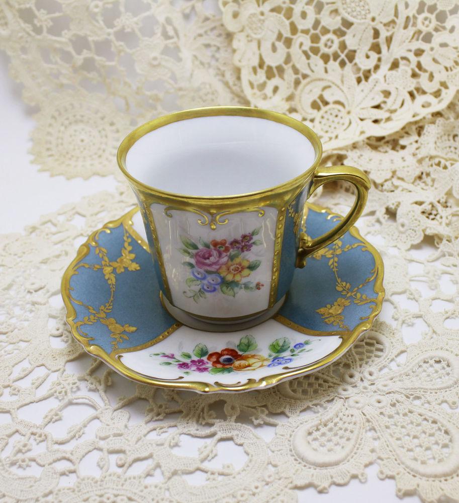 чайная пара с росп