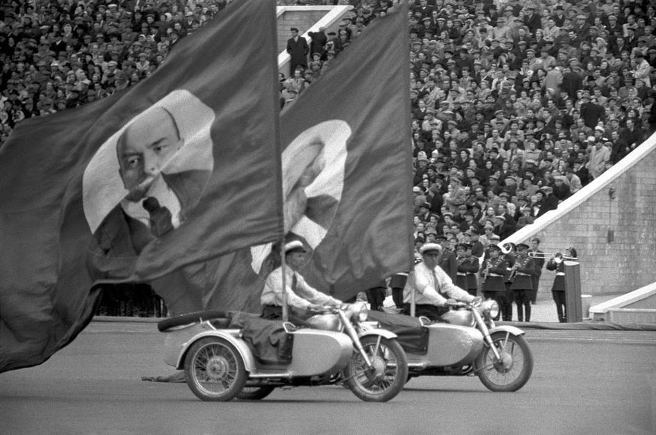 Lessing33 Москва 1958 года в фотографиях Эриха Лессинга