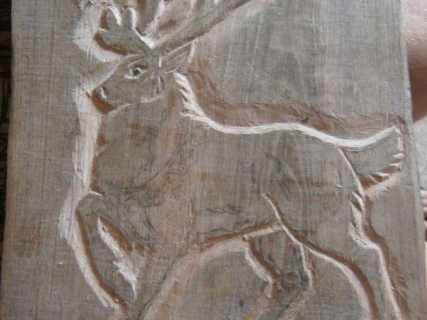 Резьба по дереву | Ярмарка Мастеров - ручная работа, handmade