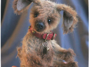 Тедди собачка Альфи. | Ярмарка Мастеров - ручная работа, handmade