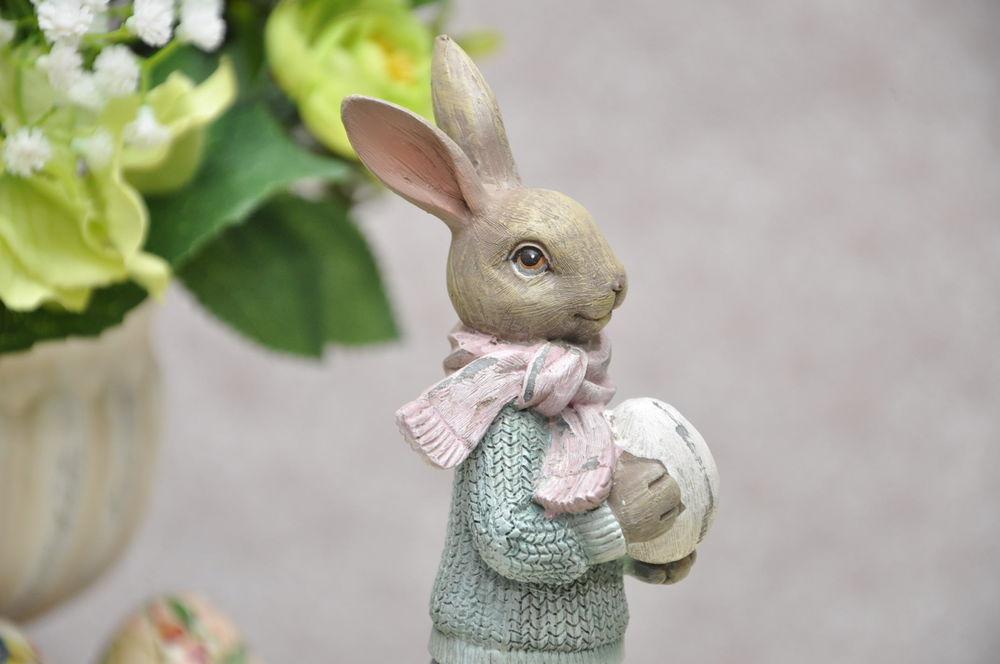 пасхальный декор, пасхальный заяц, реквизит пасха
