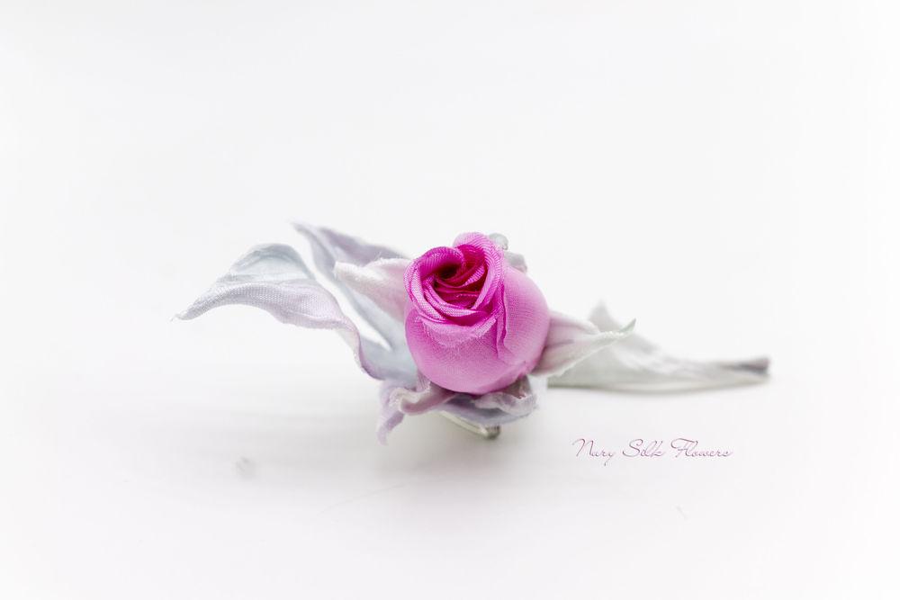 цветок из ткани, скидки на украшения