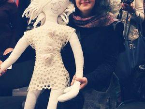 Помощь Кате Ветровой!!! Акция на курс по работе с марлей!!!. Ярмарка Мастеров - ручная работа, handmade.