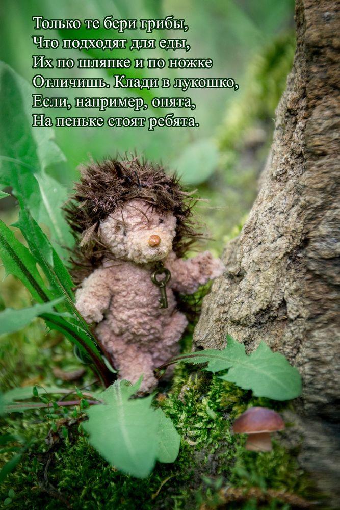 сказка для детей, авторские игрушки