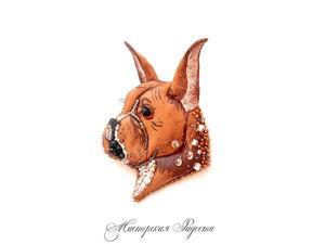 Мои собачки подали голос!. Ярмарка Мастеров - ручная работа, handmade.