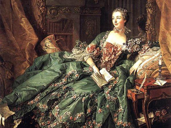 Холод или тепло? Или что скрывала в своей спальне маркиза де Помпадур? | Ярмарка Мастеров - ручная работа, handmade