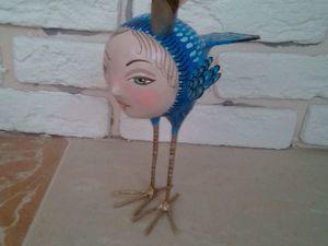 Птички. Ярмарка Мастеров - ручная работа, handmade.