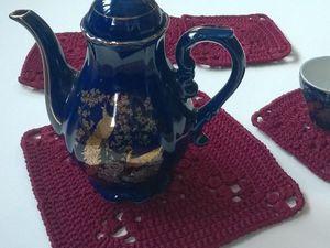 Как сделать кофепитие незабываемым?. Ярмарка Мастеров - ручная работа, handmade.