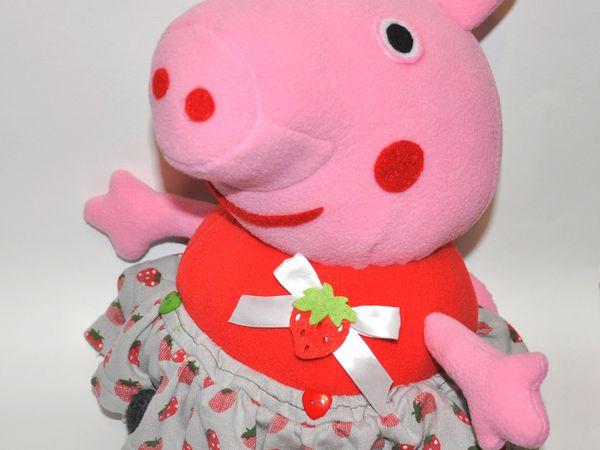 Первый конкурс коллекций! Приз - свинка в клубничном платье! | Ярмарка Мастеров - ручная работа, handmade