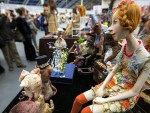 Как новичку правильно подготовиться к выставке кукол на Тишинке. Ярмарка Мастеров - ручная работа, handmade.