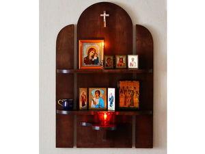 Скидки на все полочки для икон всю неделю до дня Святой Троицы. Ярмарка Мастеров - ручная работа, handmade.
