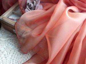Красивой ткани Вам... отрез!. Ярмарка Мастеров - ручная работа, handmade.