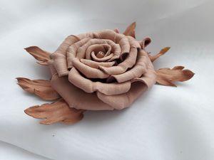 Пудровые розы. Благородный модный цвет в моем магазине. | Ярмарка Мастеров - ручная работа, handmade