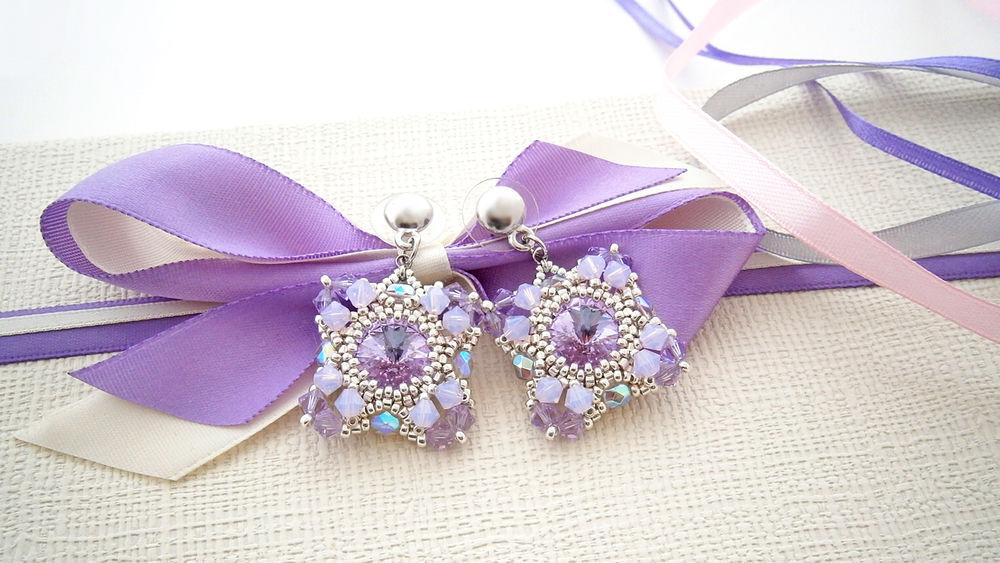 украшения, украшения из бисера, серьги, серьги в подарок, jewelry, jewellery, earrings