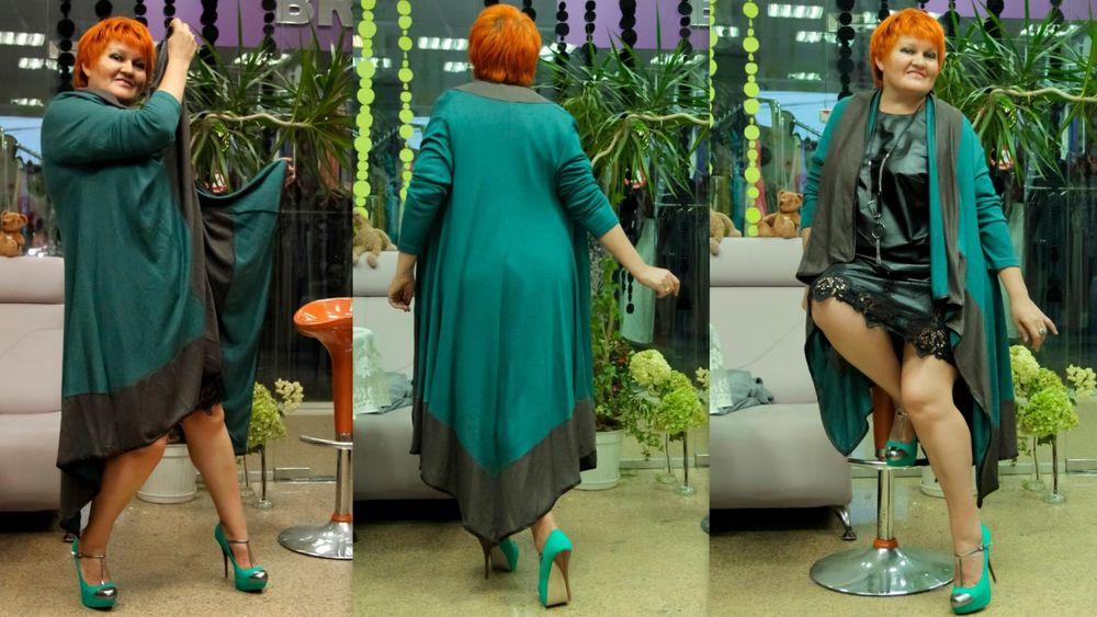 безрукавка, для полных женщин, тёплая одежда