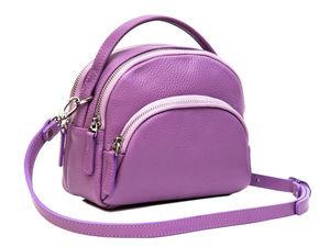"""Новый оттенок сумки """"Молли"""". Ярмарка Мастеров - ручная работа, handmade."""