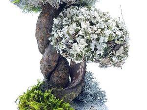 Декоративное дерево для Вашего интерьера. Ярмарка Мастеров - ручная работа, handmade.