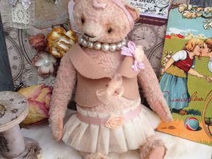 Финальная РАСПРОДАЖА! Любой мишка за 2500 руб! Доставка в подарок +сюрприз! | Ярмарка Мастеров - ручная работа, handmade
