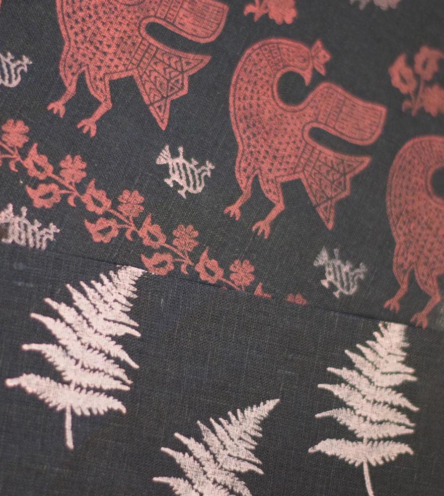 верховая набойка, мастер-класс для взрослых, оформление текстиля, мк метро марьино