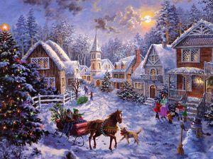 Поздравляю с Новым годом!   Ярмарка Мастеров - ручная работа, handmade