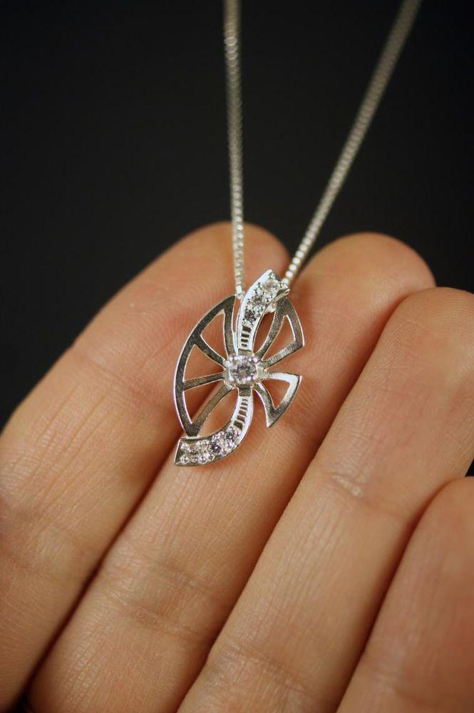 кольца из серебра