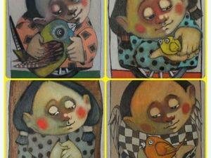 Началась Новая Лотерея для Art painting Gor (petrosyan) !!!   Ярмарка Мастеров - ручная работа, handmade