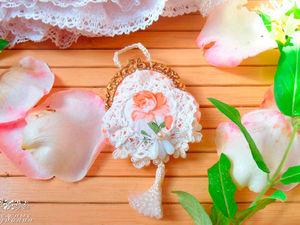 Шьем очень простую декоративную сумочку для куклы. Ярмарка Мастеров - ручная работа, handmade.