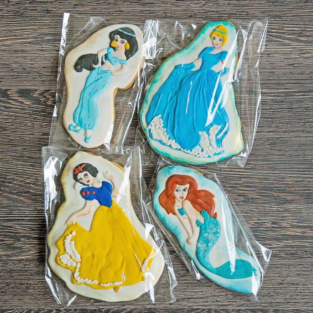 принцесса, ариэль, рапунцель, подарок на день рождения