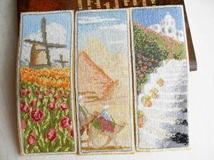 Закладки Путешествия. Ярмарка Мастеров - ручная работа, handmade.