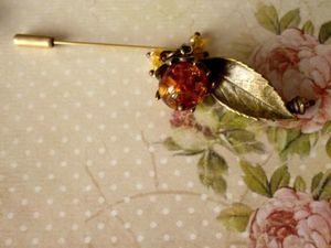 Всем заказчикам к Новому году брошечки крошечки в подарок!!!. Ярмарка Мастеров - ручная работа, handmade.