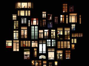 Как из нашего окна. Ярмарка Мастеров - ручная работа, handmade.
