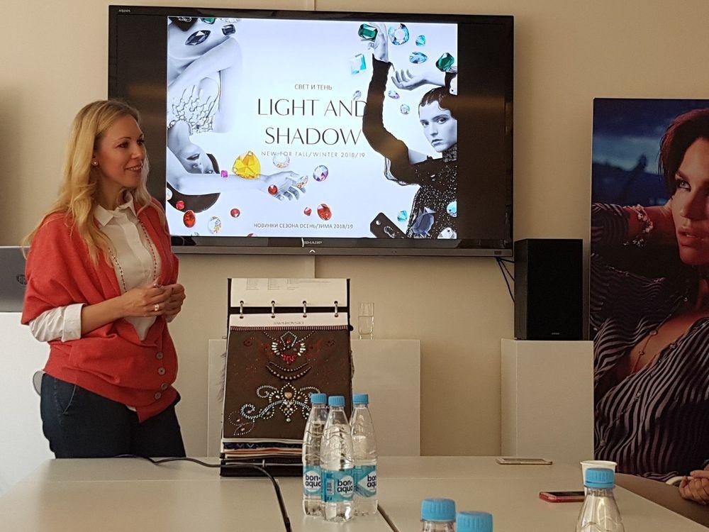 презентация сваровски