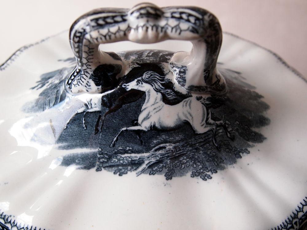 Английская супница середины XIX века, дополнительные фотографии, фото № 2