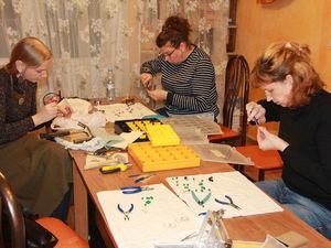 Фотоотчет о мастер-классе 11.11. Ярмарка Мастеров - ручная работа, handmade.
