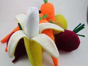 Шьем сами игрушку «Спелый банан». Ярмарка Мастеров - ручная работа, handmade.