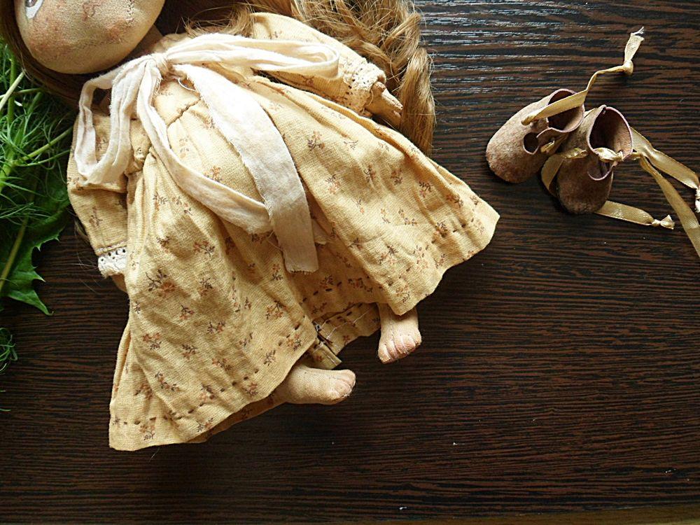 кукла в одежде