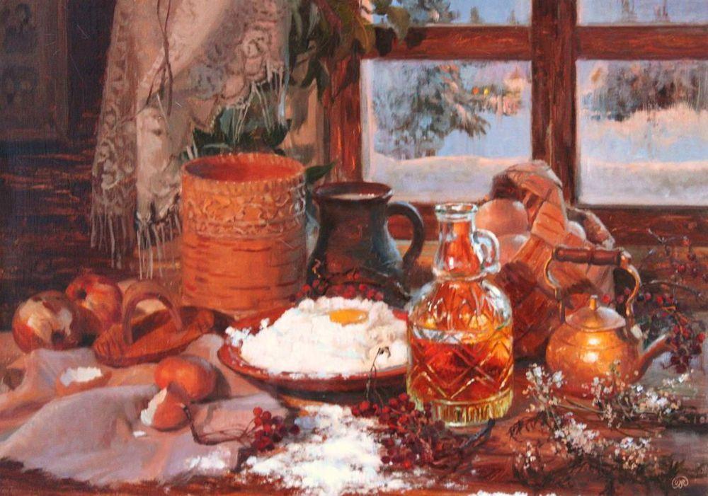 живопись, русские традиции