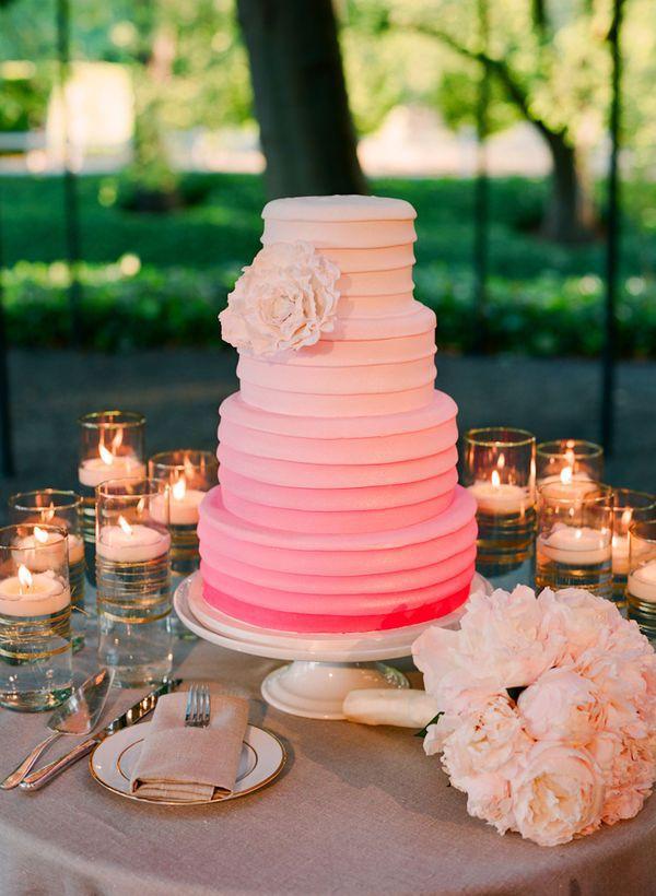 gradation cake