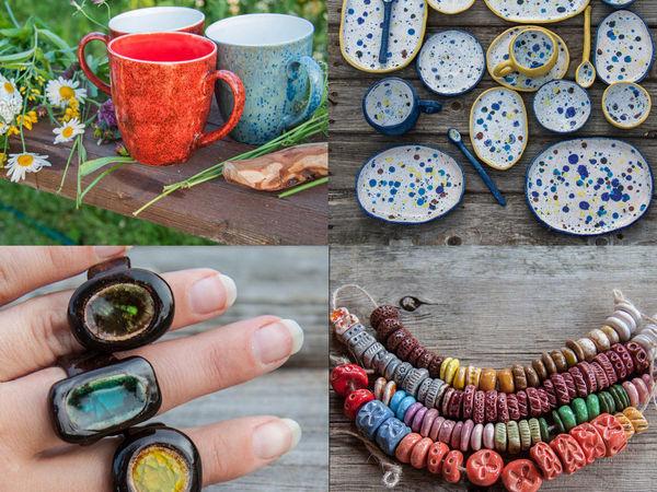 Новый магазин керамики