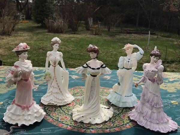 Акция,скидки Коллекция лимитированных статуэток серии