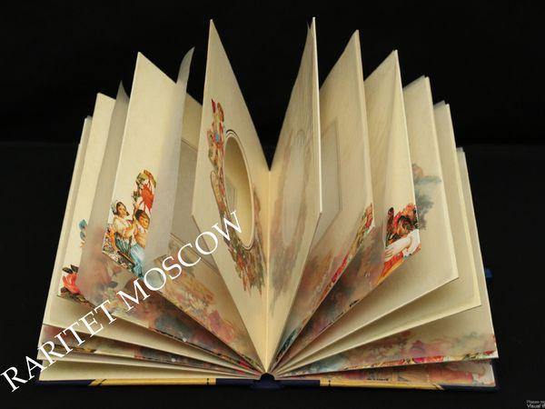 Фотоальбом викторианский большой Англия 6 | Ярмарка Мастеров - ручная работа, handmade