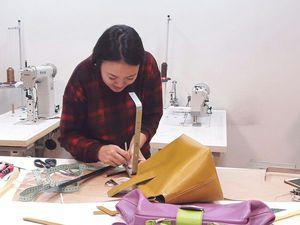 Один день в Школе шитья из натуральной кожи N1 | Ярмарка Мастеров - ручная работа, handmade