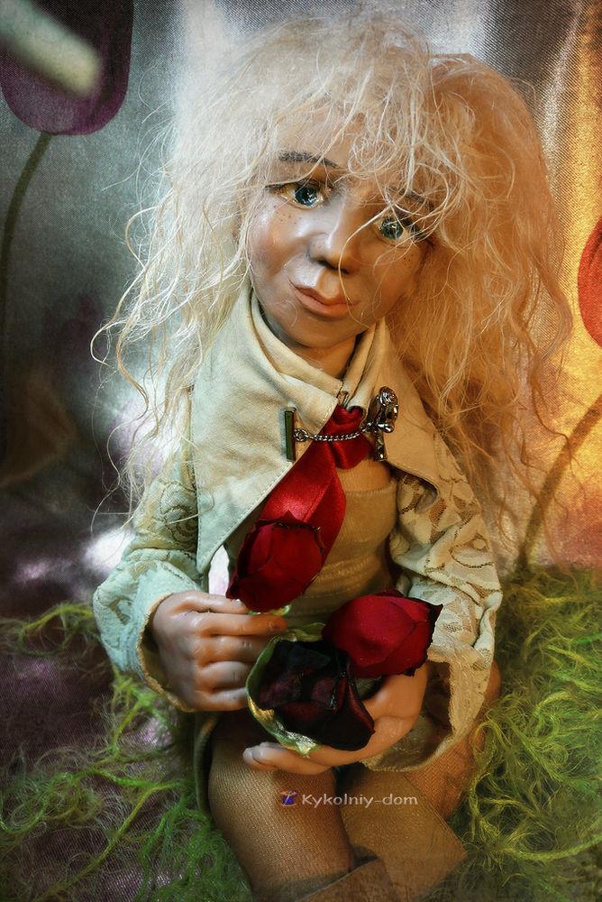 пластика living doll, необычный подарок