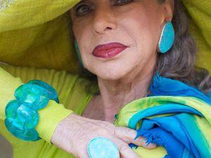Долой уныние и серость! Берем уроки смелости и стиля у модных бабушек | Ярмарка Мастеров - ручная работа, handmade