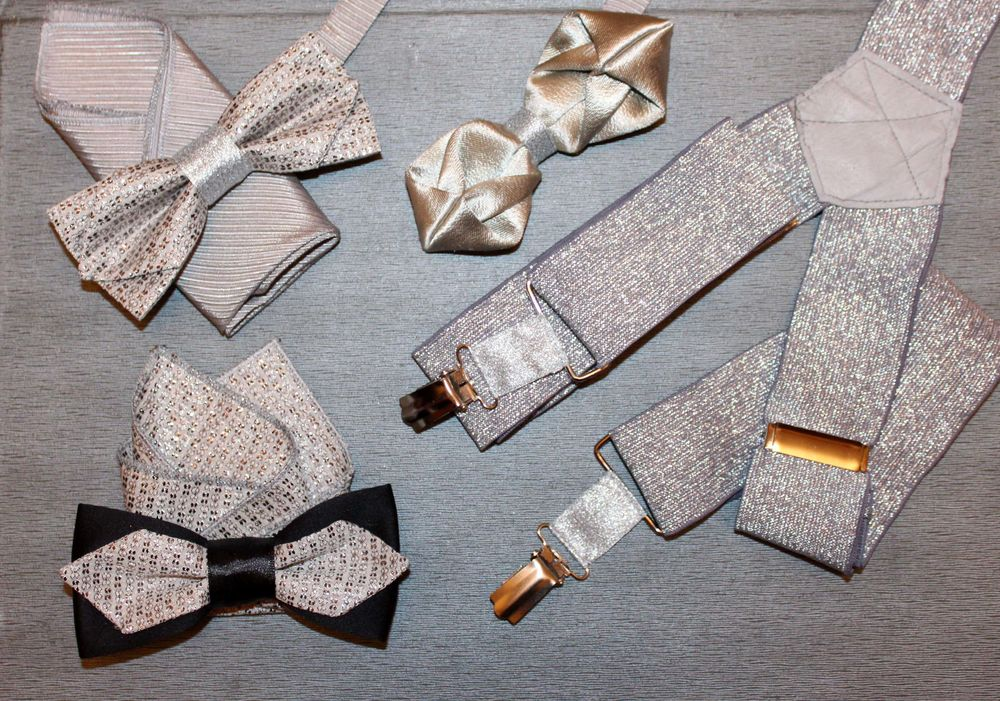 галстук-бабочка, праздник