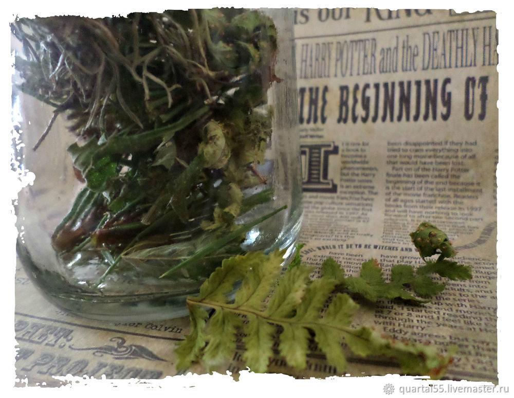 натуральные духи, ботанические духи