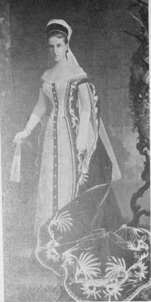 Придворное форменное платье. Часть 1, фото № 16