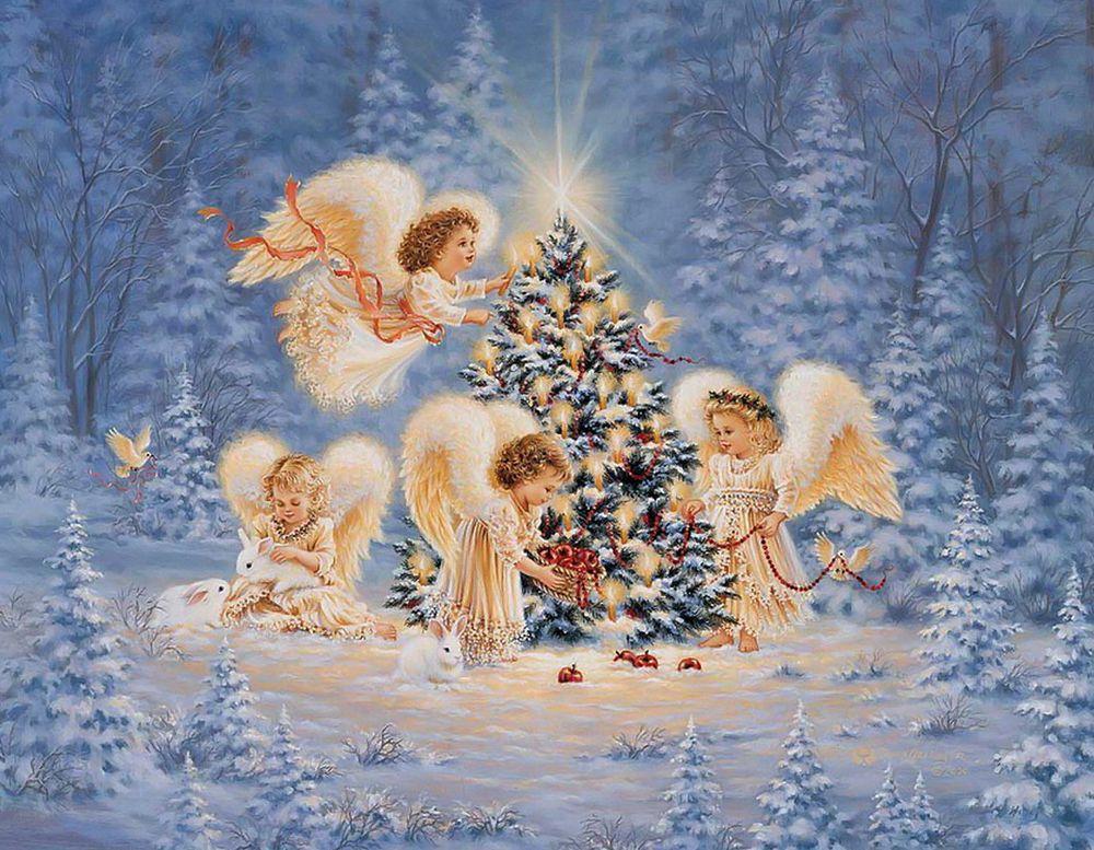 С рождеством христовым картинку