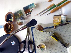 Вдохновение через микропризму, или 10 неожиданностей начинающего миниатюриста. Ярмарка Мастеров - ручная работа, handmade.